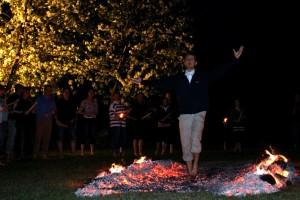 Marci, a tűzről pattant legény